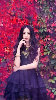 Fashion Images for Mobile Pretty Asian, Beautiful Asian Girls, Stylish Girl, Stylish Outfits, Asian Celebrities, Chinese Actress, Fashion Images, Ulzzang Girl, Asian Woman