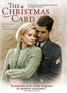 The Christmas Card -my favorite Hallmark Christmas movie filmed in Nevada City, CA