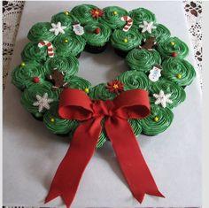 Corona de Cupcakes , una forma divertida de entretener a los niños