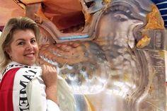Elzinha Nunes e sua Aula na Semana SP da Revista Prazeres da Mesa - http://chefsdecozinha.com.br/super/noticias-de-gastronomia/elzinha-nunes-e-sua-aula-na-semana-sp-da-revista-prazeres-da-mesa/ -
