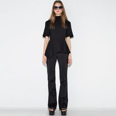 Must-have Office Wear Elegant Vogue Slimming Summer Casual Trouser - OACHY The Boutique #vogue, #summer, #have, #office, #oachy