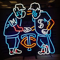 Minnesota Twins LED Neon Green Sign for Game Room Man Cave NEW! Bar Office