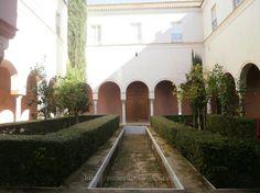Patio de Palacio de Altamira