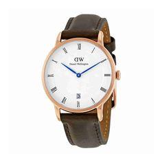 Daniel Wellington Dapper Bristol Rose 38, 1103DW: Amazon.de: Uhren