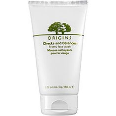 Origins - Checks and Balances™ Frothy Face Wash   I love this face wash. Handles my dry and oily spots and NEVER causes breakouts. #sephora