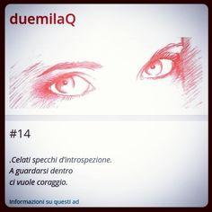 #14...Specchi. #haiku www.duemilaq.com  #duemilaq