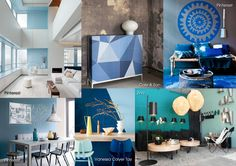 Univers Créatifs : Cole & Son Wallpaper, Zina Laboutique, Vanessa Colyer Tay. Stylist
