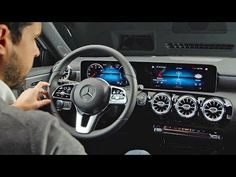 2018 Mercedes-Benz A-Class Edition (Driving) - YouTube