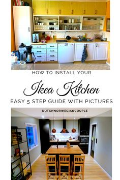 Ikea kitchens has been a big hit the last couple of years. Are you building a new house and therefore need a new kitchen? Or do you want to renovate and change out your old outdated kitchen? In our opinion an Ikea kitchen is the best way to go! It's cheap. Good quality. Fast delivery. Modern. And Ikea are following all the latest trends. We bought and installed an Ikea kitchen in our 1st floor kitchen. And we'll never do it any other way. Continue reading this guide to see how easy you can… Ikea Kitchens, Kitchen Measurements, Kitchen Planner, How To Install Countertops, Kitchen Installation, Low Cabinet, Building A New Home, Upper Cabinets, Old Kitchen