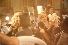 Alexandre Vauthier Haute Couture Fall 2012 details backstage     #luxury #modewalk #backstage #models #AlexandreVauthier #highfashion #PFW