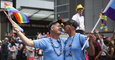 Check out this article from The Cincinnati Enquirer:  Pride parade: Jubilant victory lap on our streets  http://cin.ci/1NnuyT6