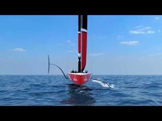 wordlessTech | The America's Cup amazing AC75 boat