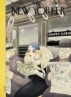 The New Yorker - Saturday, March 10, 1934 - Issue # 473 - Vol. 10 - N° 4 - Cover by : Abner Dean