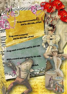 Nursery Rhyme ATC Cards Created with Run A Muck by 2 Curly Headed Monsters Designs , font is Action. Available at Mischief Circus. Thanks for looking!