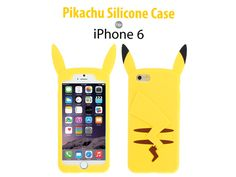 iPhone 6 / 6s Pokemon Pikachu Silicone Case