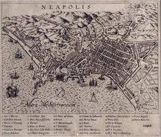 1626 anonimo — a Napoli.