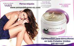 www.armanddupree-es.com 209 6611447 PIERNAS RELAJADAS Elaborada con Castaño de Indias, ingrediente reconocido como el eficaz favorecedor de la circulación. Ayuda a contrarrestar las molestias en  las piernas.
