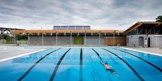 Queen Elizabeth Outdoor Pool,© Jim Dobie