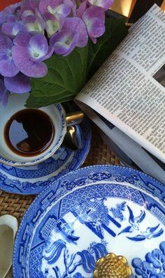 Ana Rosa. coffee# teacup#