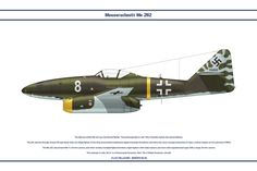 Me 262 KN 1 by WS-Clave