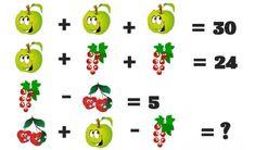 Math Puzzles Brain Teasers, Math Quizzes, Maths Puzzles, Math Games For Kids, Fun Math, Activities For Kids, Math Talk, Math Challenge, Interactive Posts