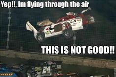 A bad night at the dirt track is still better than a good night at .....   www.onedirt.com