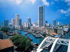 Singapore // where my Mum was born