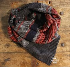 Edwin This product ia made from recycled fibres. Blend wool