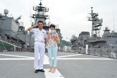 【スライドショー】海上自衛隊員とのお見合いパーティー - WSJ.com