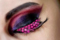 New Eye Makeup Trends for 2014 Beautiful Eye Makeup, Beautiful Eyes, Pretty Eyes, Beauty Makeup, Hair Makeup, Hair Beauty, Makeup Tips, Evening Makeup, Fake Lashes