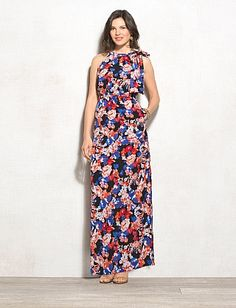 MiXT™ by Heidi Weisel Floral Maxi Dress