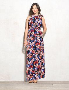 MiXT™ by Heidi Weisel Floral Maxi Dress from Dressbarn