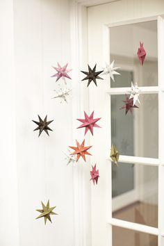 Starry starry night. Alt om Håndarbejde Julemagasin 2012