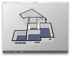 Floor Plans, Diagram, Blog, Arquitetura, Blogging, Floor Plan Drawing, House Floor Plans