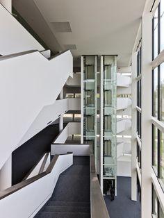 Vilnius University Library, Science Communication And Information Center,© Raimondas Urbakavicius