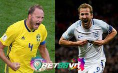 Nhận định Thụy Điển vs Anh, WC 2018 - Nhà cái uy tín Bet98vn