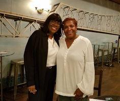 NABFEME CEO/President Ms Johnnie Walker and Philadelphia Network leader, singer/songwriter Shirley Lites National Association, Girl Power, Equality, Philadelphia, Presidents, Ms, Singer, Female, Coat