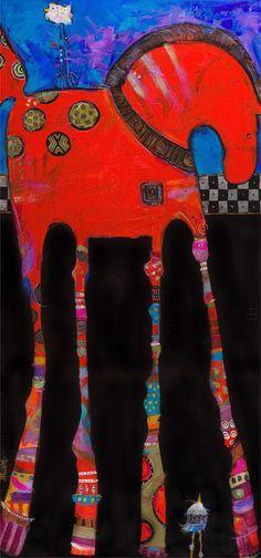 Jenny Foster - Pinturas