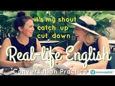 (13) Come Have Coffee With Us!  English Conversation Practice - YouTube