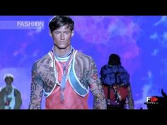 DSQUARED2 Menswear Spring Summer 2016 Milan by Fashion Channel