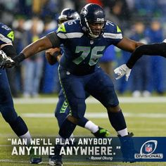 Seahawks Russell Okung