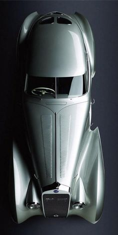 Pourtout Delage D8 120S Aero Coupe 1937