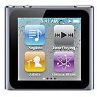 Apple iPod nano 6th Generation Graphite (8GB) - faulty power button