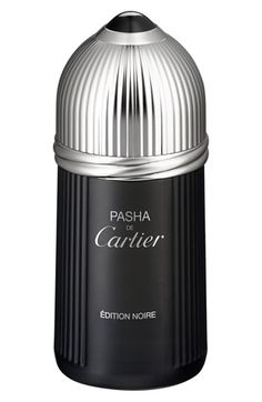 Cartier 'Pasha Noir' Eau de Toilette available at #Nordstrom