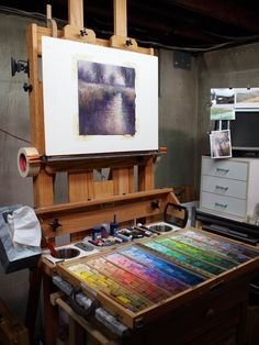 Artist Studios | Workspace, Sanctuary and Creativity Incubator on http://www.artistsnetwork.com