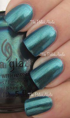 China Glaze New Bohemian Collection / Deviantly Daring