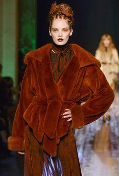 Mantel fur extreme kalte