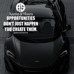 Opportunities Don't Just Happen You Create Them.  What Are Your Thoughts?  #aaronandshara  Follow  @aaronandshara  Follow  @aaronandshara  Follow  @aaronandshara  Don't be rude type YES Below If You Agree:)! Double tap and tag someone you know will benefit!  #entrepreneur #success #luxurious #rich #millionaire  #millionaires #millionairelifestyle #millionairemindset  #billionaire #billionaireboysclub #billionaires #gentleman #gentlemansclub #motivation #motivationmafia #inspiration…