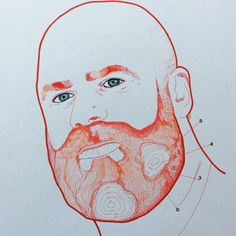 brunosantin: mister Beard On sale/en venta aquilesbrunosantin on Instagram