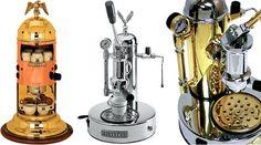 Dark Roasted Blend: Gorgeous Espresso Machines